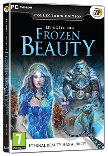 Living Legends: Frozen Beauty - Collector's Edition (PC DVD) from Avanquest Software