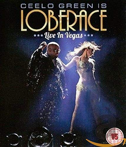 Loberace - Live In Vegas [Blu-ray] [2013] from Eagle Rock