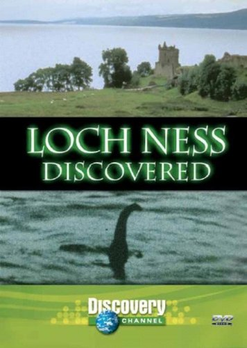 Loch Ness Discovered [DVD] from Simply Media