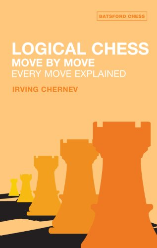 Logical Chess : Move By Move: Every Move Explained (Batsford Chess Book) from Batsford Ltd