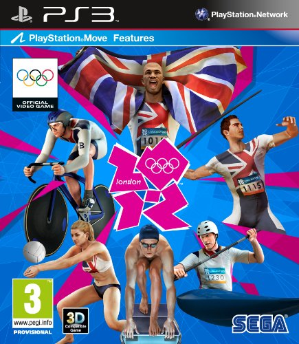 London 2012 - The Official Video Game of the Olympic Games (PS3) from SEGA