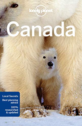 Lonely Planet Canada (Travel Guide) from LONELY PLANET