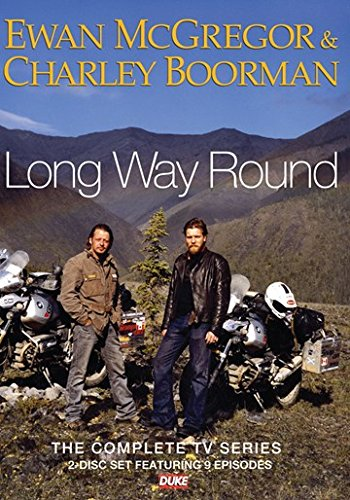 Long Way Round - The Complete TV Series [DVD] from Duke Marketing