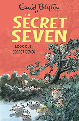 Look Out, Secret Seven: Book 14 from Hodder Children's Books