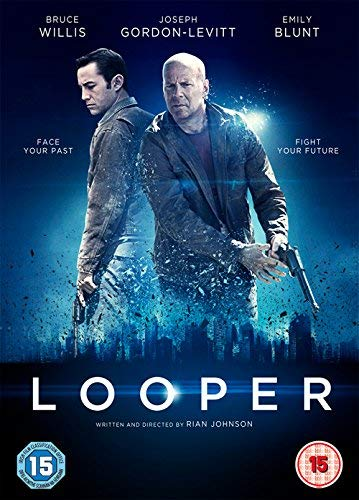 Looper [DVD] [2017] from ENTERTAINMENT ONE