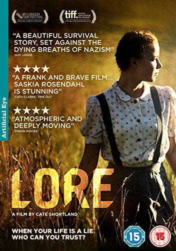 Lore [DVD] from Artificial Eye