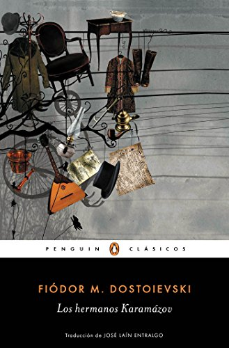 Los Hermanos Karamazov / The Brothers Karamazov (Penguin Clasicos) from Penguin Clasicos