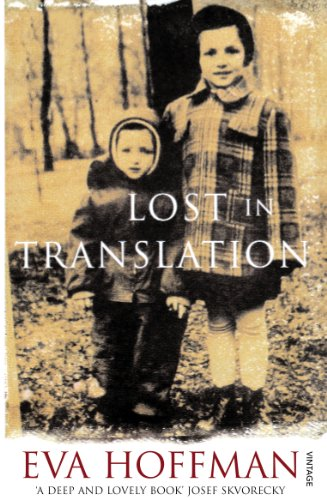 Lost In Translation: A Life in a New Language from Vintage