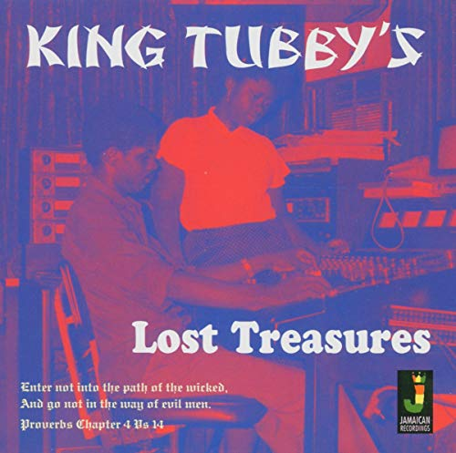 Lost Treasures from Jamaican Recordings