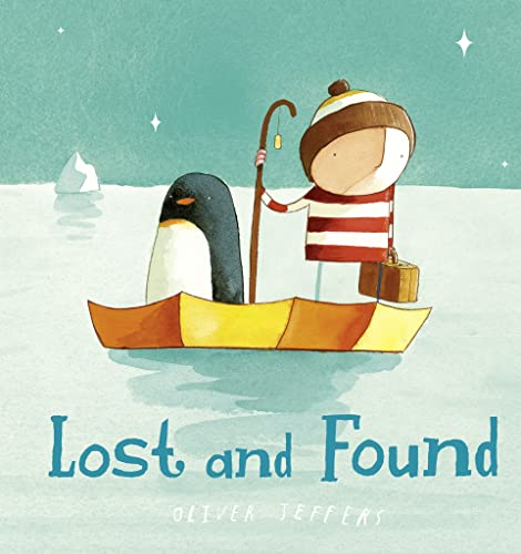 Lost and Found from HarperCollins Publishers