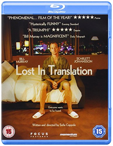 Lost in Translation [Blu-ray] from Momentum Pictures