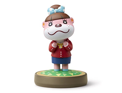 Lottie amiibo - Animal Crossing Collection (Nintendo Wii U/3DS) from Nintendo