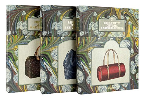 Louis Vuitton: City Bags: A Natural History from Rizzoli International Publications