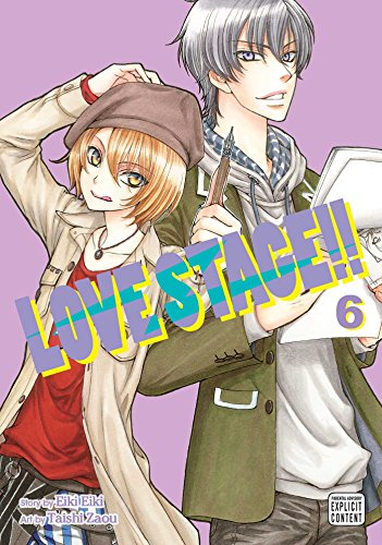 Love Stage!! Volume 6 from Harpercollins S&S