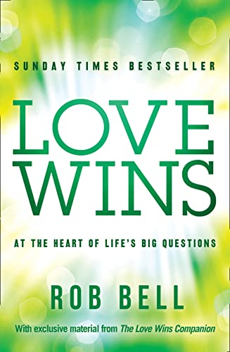 Love Wins: At the Heart of Life's Big Questions from HarperCollins Publishers