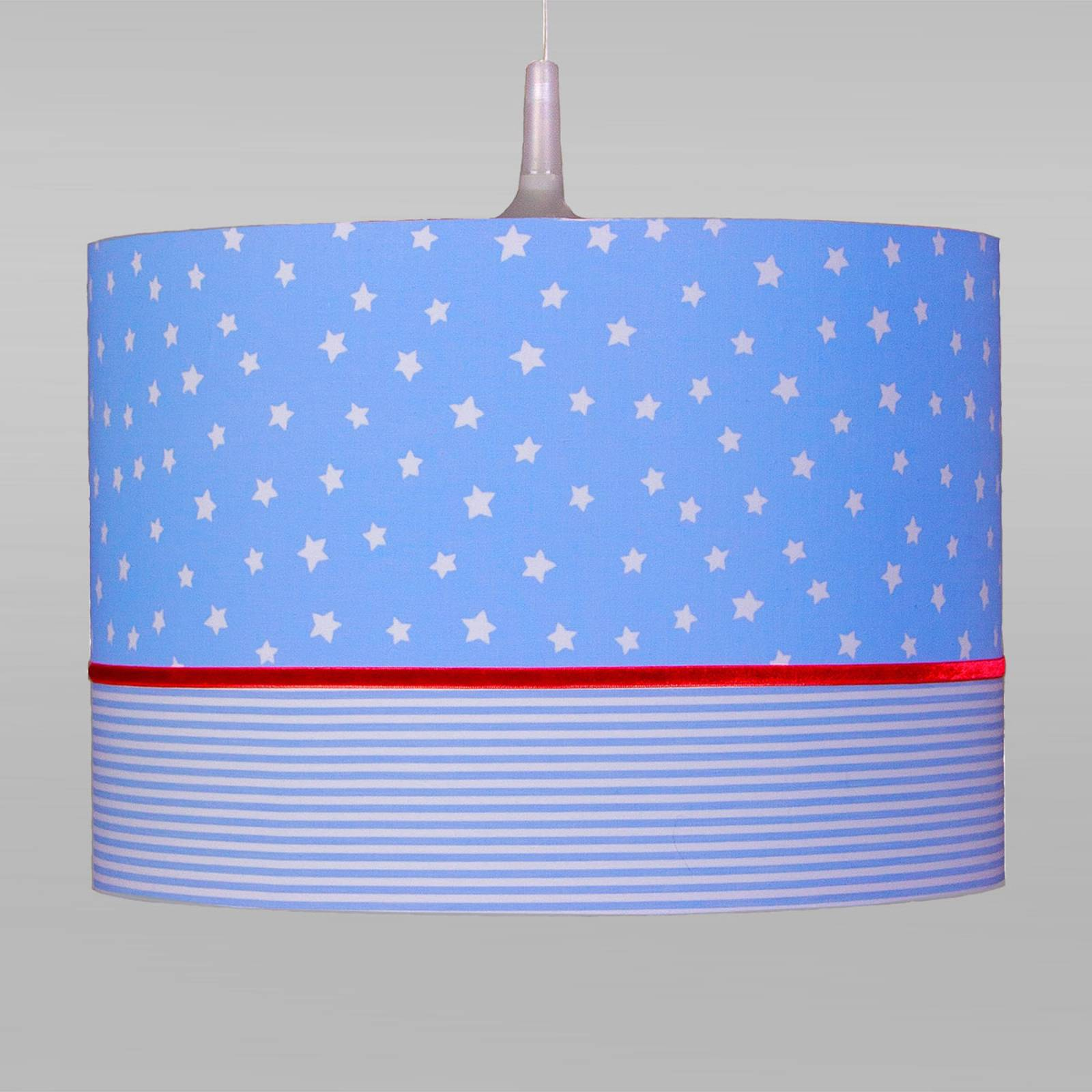 Lovely Little Stars children's hanging light from Waldi-Leuchten