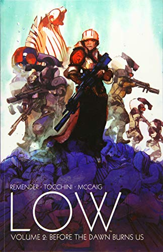 Low Volume 2: Before the Dawn Burns Us (Low Tp) from Image Comics