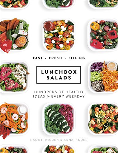 Lunchbox Salads: Recipes to Brighten Up Lunchtime and Fill You Up from Ebury Press
