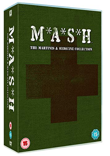 M*A*S*H - The Martinis & Medicine Collection [DVD] [2008] from 20th Century Fox Home Entertainment