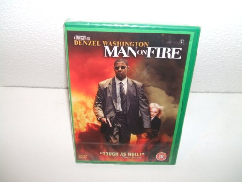 MAN ON FIRE - GREEN AMARAY [DVD] from 20th Century Fox