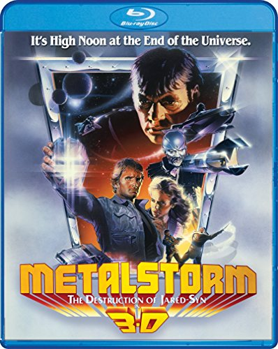 METALSTORM: DESTRUCTION OF [Blu-ray] [1983] [NTSC] from Shout Factory