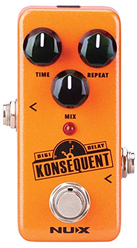 NUX | Konsequent Pedal | Guitar Pedal from NUX