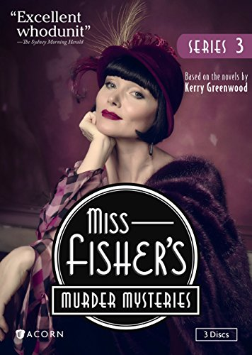 MISS FISHER'S MURDER MYSTERIES: SERIES 3 from ACORN MEDIA