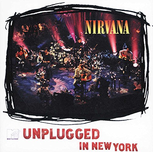 MTV (Logo) Unplugged In New York [VINYL] from IMS-GEFFEN RECORDS