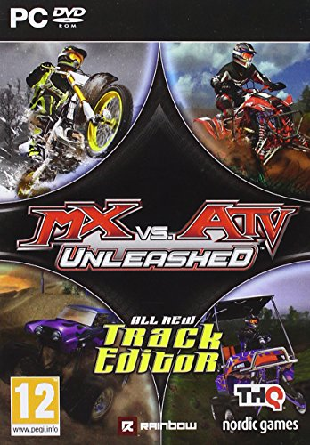 MX Vs ATV Unleashed (PC DVD) from Nordic Games
