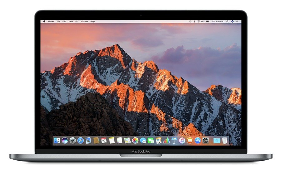 Apple MacBook Pro 2017 13 Inch i5 8GB 128GB Space Grey from Apple