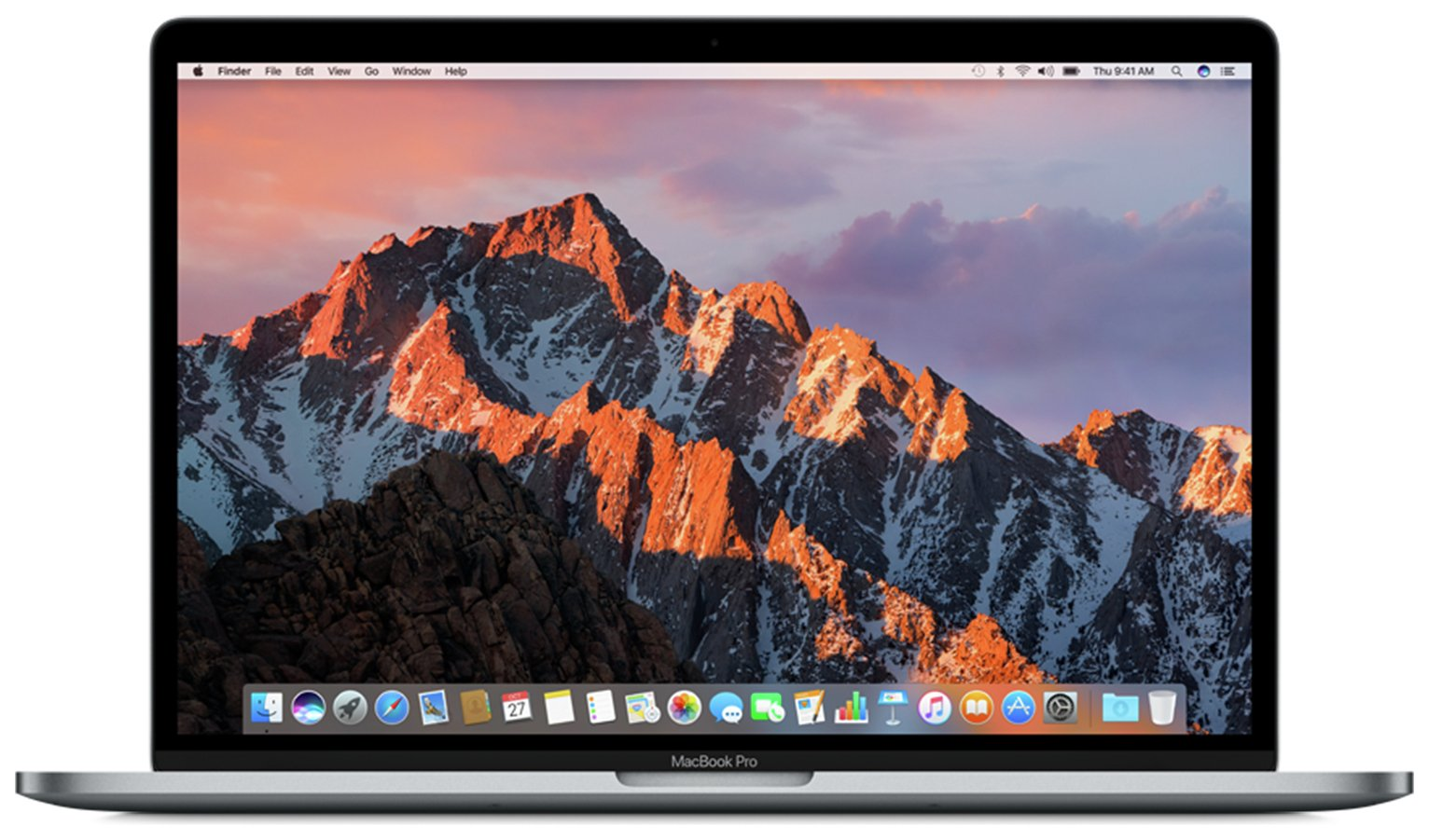 Apple MacBook Pro Touch 2017 15 In i7 16GB 512GB Space Grey from Apple