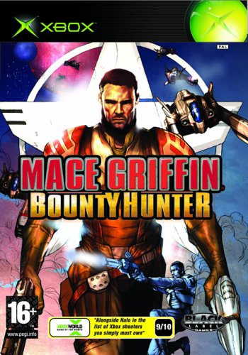 Mace Griffin: Bounty Hunter (Xbox) from Activision Blizzard
