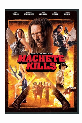 Machete Kills [DVD] [2013] [Region 1] [US Import] [NTSC] from Universal Studios