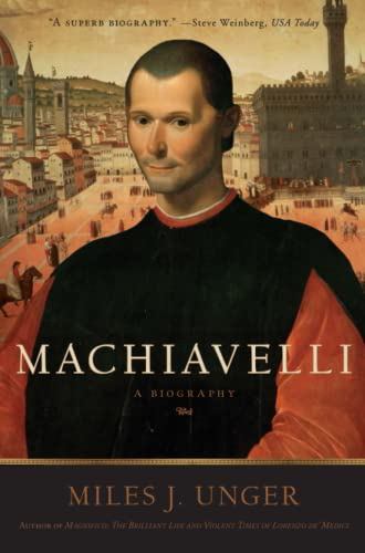 Machiavelli: A Biography from Simon & Schuster