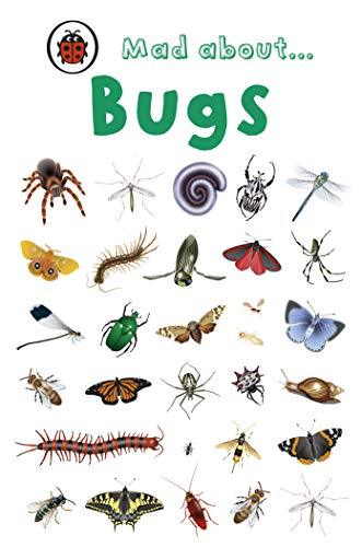 Mad About Bugs (Ladybird Minis) from Penguin Books Ltd