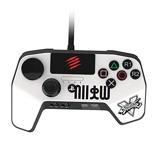 Mad Catz Street Fighter V FightPad Pro Ryu (PS4) from Mad Catz