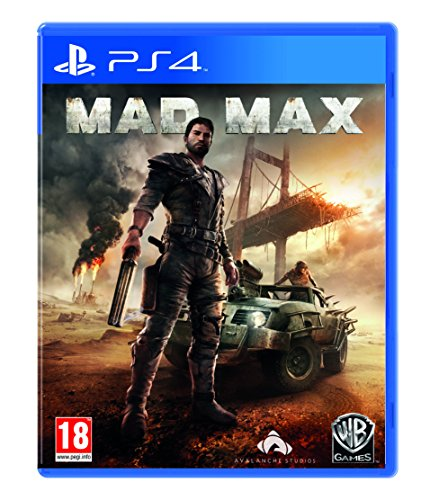 Mad Max (PS4) from Warner Bros. Interactive