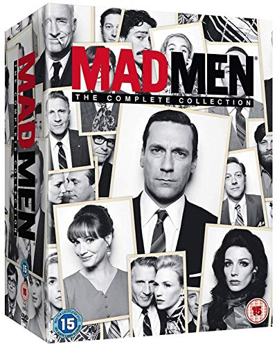 Mad Men: The Complete Collection [DVD] from Lionsgate