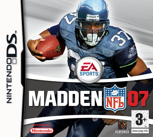 Madden NFL 07 (Nintendo DS) from Electronic Arts