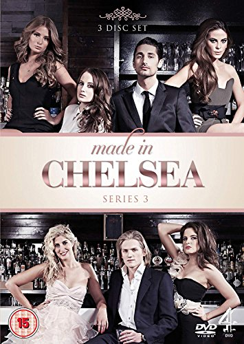 Made in Chelsea - Series 3 [DVD] from Channel 4 DVD