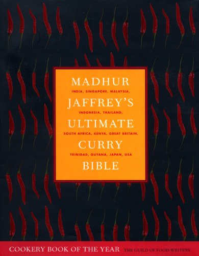 Madhur Jaffrey's Ultimate Curry Bible from Ebury Press