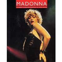 Madonna The New Illustrated Biography 1990 UK book 0-7119-2185-7