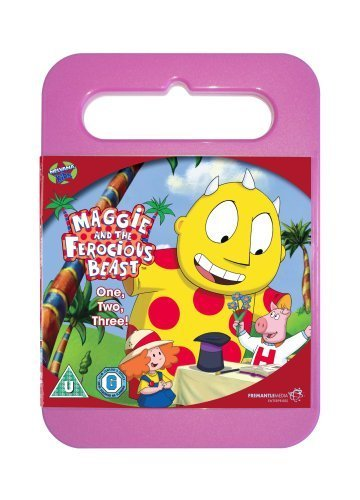 Maggie And The Ferocious Beast - One, Two, Three! [DVD] from Fremantle Home Entertainment