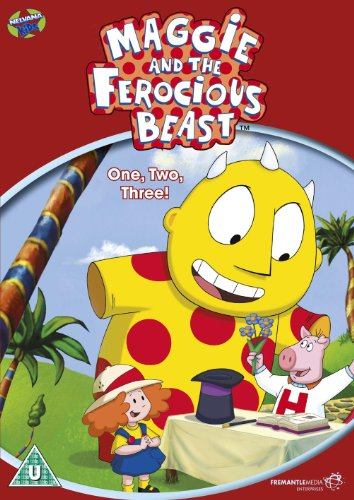 Maggie and the Ferocious Beast - One Two Three [DVD] from Fremantle Home Entertainment