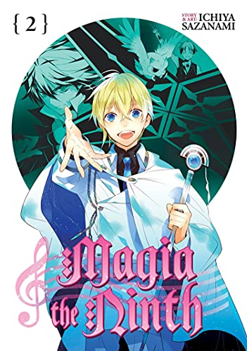 Magia the Ninth: Vol. 2 from Seven Seas