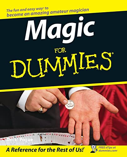Magic For Dummies from For Dummies