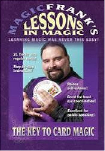 Magic Frank's Lesson's In Magic Vol.2 [2005] [DVD] [NTSC] from Quantum Leap