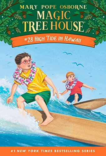Magic Tree House #28: High Tide in (Magic Tree House (R)) from Random House Books for Young Readers
