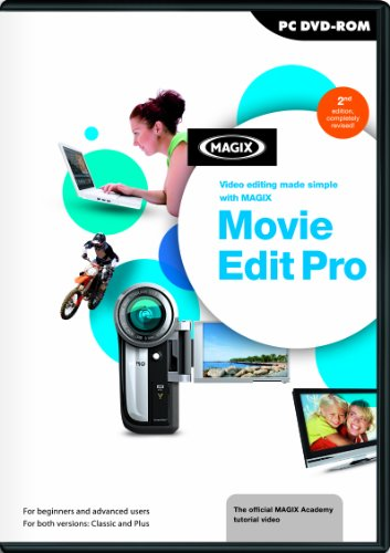 Magix Movie Edit Pro Academy Tutorial Video 2nd Edition (PC) from Magix Entertainment