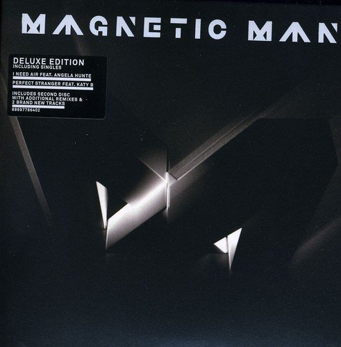 Magnetic Man from Columbia